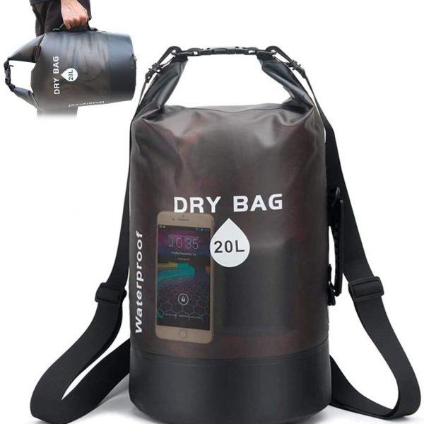 Mochilas y bolsas impermeables para deportes acuáticos