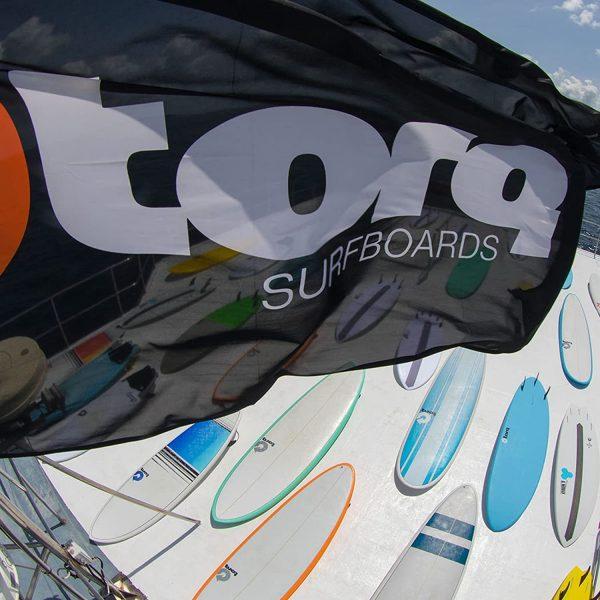 Tablas de surf Torq