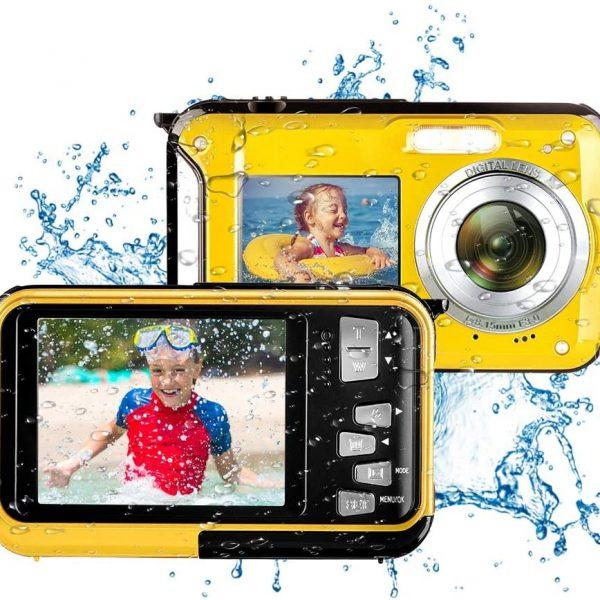 Cámaras de fotos y vídeos acuáticas